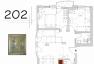 Апартамент 202