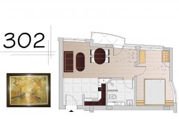 Апартамент 302