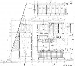 Партер/Първи етаж