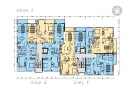 Етаж 2, кота + 2,90