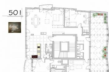 Apartment 501 Mon amour